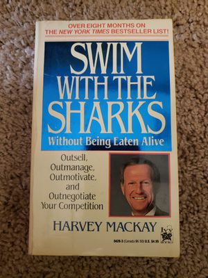 Swim With the Sharks without being eaten alive by Harvey Mackey for Sale in Sacramento, CA