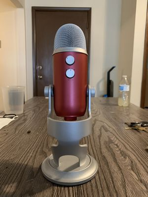 Red Yeti microphone for Sale in Reynoldsburg, OH