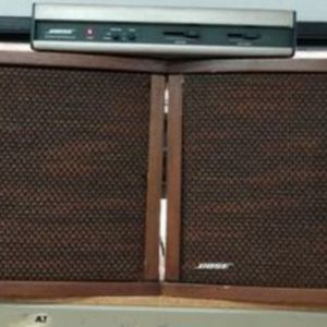 Vintage Bose 901 Series IV Direct/Reflecting Speaker System Includes Equalizer Wood Cabinet Speakers for Sale in Chula Vista, CA