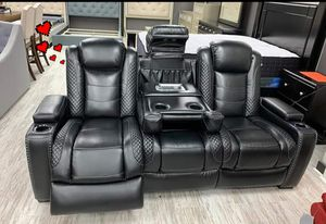 ♻️New♻️ Led Power Reclining Living Room Set for Sale in Jessup, MD