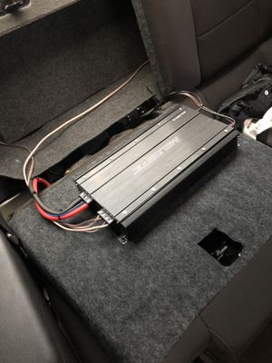 Professional Car Audio Installation for Sale in Phoenix, AZ