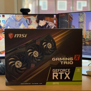 MSI RTX 3070 GAMING X TRIO for Sale in Hanover, NH
