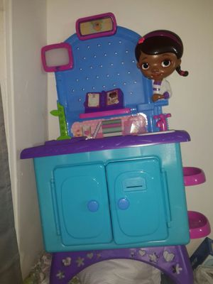 Kids toy Disney Doc Mcstuffins center for Sale in Brooklyn, NY