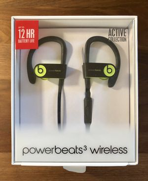 New Powerbeats 3 wireless earbuds by Apple and Beats for Sale in Boca Raton, FL