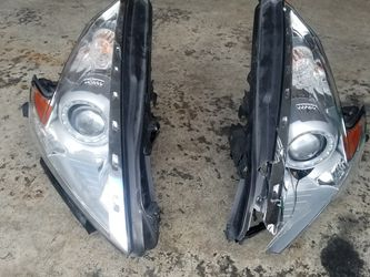 Nissan 370z Headlights For Parts for Sale in Auburn,  WA