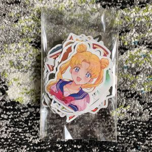 50 Pack of Sailor Moon Stickers for Sale in San Diego, CA