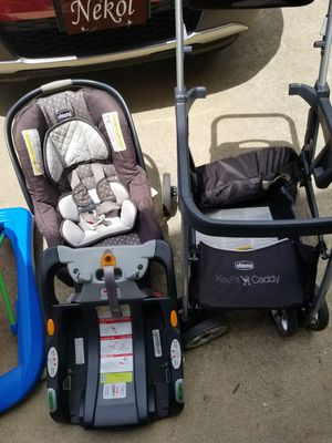 Car seat and stroller for Sale in Woodstock, GA