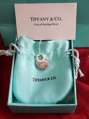 Boyfriend Gift Sale! Heart lock from Tiffany for Sale in Baltimore, MD