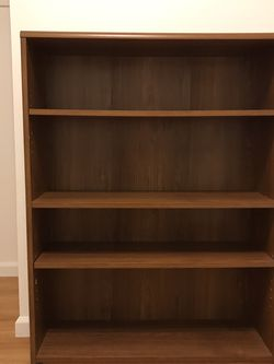 Vintage Walnut Book Shelf for Sale in Alameda,  CA