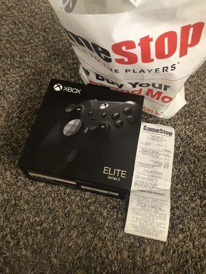 Xbox one elite controller ((brand new )) $195 controller for Sale in Rialto, CA
