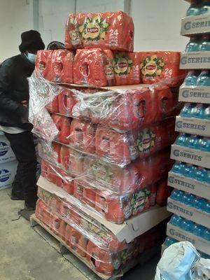 Peach and half and half tea for Sale in Dallas, TX
