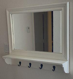 Antique Mirror with Coatrack for Sale in Mesa, AZ