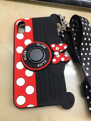 iPhone X/Xs/XR/Xs Max case- Minnie for Sale in Glendale, CA