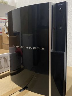 Ps3 With Dragon Ball Raging Blast 2 for Sale in Fullerton,  CA