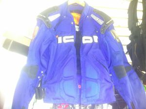 Icon motorcycle motorbike Timaxx jacket for Sale in Tampa, FL