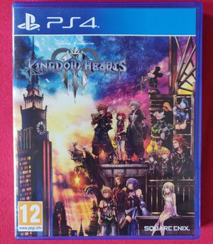 Kingdom Hearts 3 Ps4 for Sale in Houston, TX