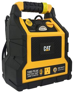 CAT 3.7 out of 5 stars70Reviews 3 in 1 - CAT Professional Power Station With Jump Starter & Compressor for Sale in Seattle, WA