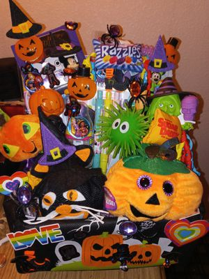 Halloween basket for Sale in City of Industry, CA