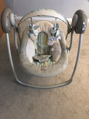 Boppy infant swing for Sale in Sterling, VA