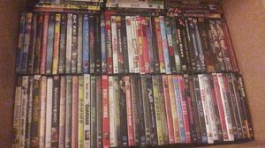 GREAT. AWESOME. Newer 120 dvds for $80. Take all. for Sale in Irving, TX