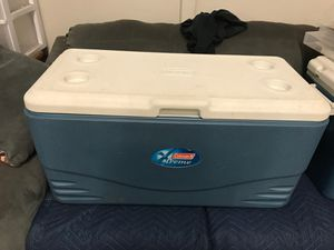 Cooler Coleman Xtreme 100 Quart for Sale in Portland, OR