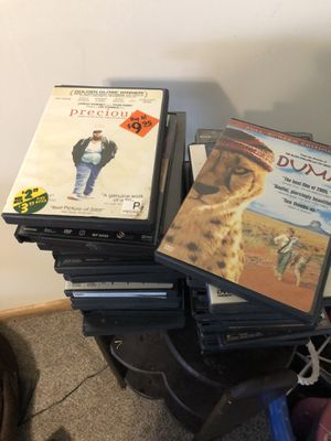 Lot of random movies for Sale in Cardington, OH