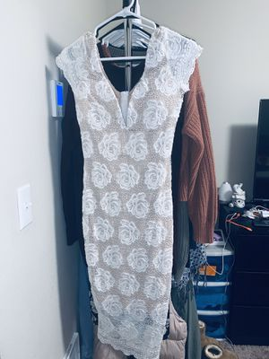 Flower nude dress for Sale in Lacey, WA