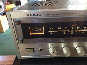 Onkyo TX-1500 Stereo Receiver for Sale in Gardena, CA