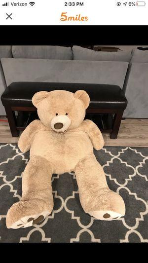 4 feet teddy bear for Sale in Brentwood, CA