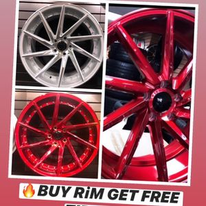 BLACK FRIDAY SALE Buy Rims Get FREE Tires (finance Available ) for Sale in York, PA