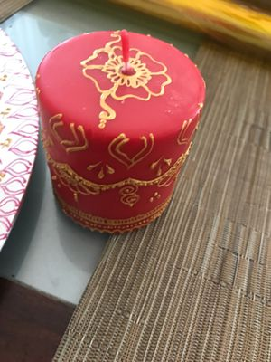 Decorative candle for Sale in Fort Belvoir, VA