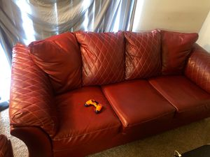 Long couch 400 for Sale in Washington, DC