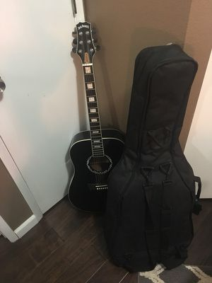 Jack Daniels Special Edition guitar with case for Sale for sale  Tacoma, WA