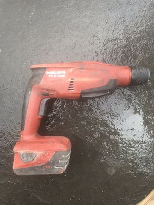 Hilti Cordless Rotor hammer for Sale in Chino, CA
