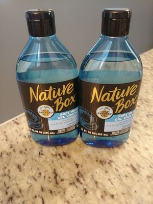 Nature Box Body Wash Set for Sale in Glenvar Heights, FL
