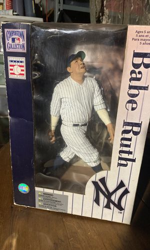 Cooperstown collection Babe Ruth New York Yankees for Sale in West Covina, CA