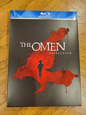 The Omen Blu-ray collection for Sale in Darien, IL
