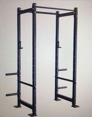 Gym Power Cage with Dip & Pull-up Bar ($300) for Sale in Anaheim, CA