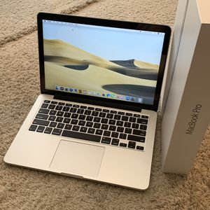 MacBook Pro 13.3 inch (Early 2015) 2.7 GHz i5 for Sale in Greenville, NC