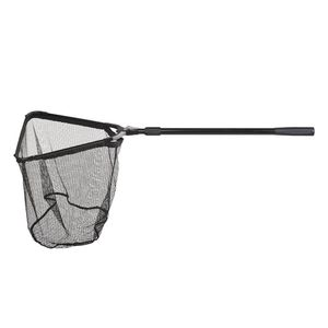 "New Fiblink Folding Aluminum Fishing Landing Net Fish Net with Extending Telescoping Pole 44""-60"" Handle for Sale in Garden Grove, CA"