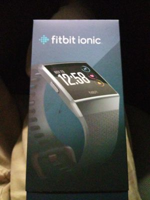 FITBIT IONIC for Sale in San Diego, CA