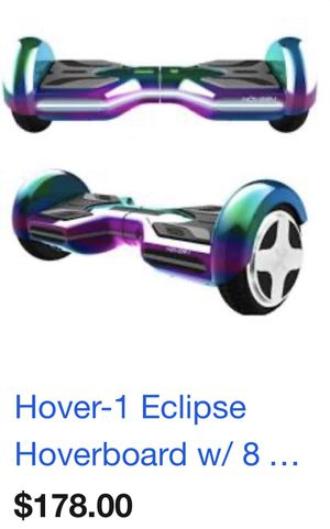 Hover 1 eclipse hoverboard for Sale in San Leandro, CA