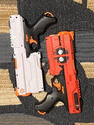 Nerf rival guns for Sale in McKinney, TX