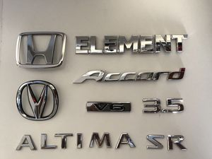 Car Badges for Sale in Henderson, NV