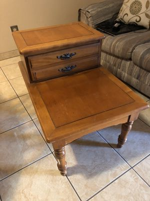 Antique End Table Set for Sale in Santa Ana, CA