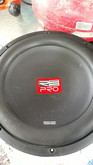 Re audio pro for Sale in Houston, TX