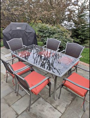 Patio table set for Sale in Herndon, VA