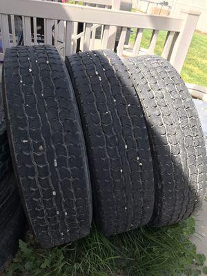 Free semi truck tires for Sale in Salt Lake City, UT