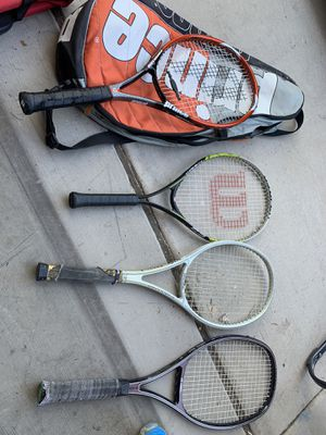 Tennis rackets for Sale in Peoria, AZ