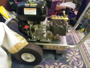 Honda Powerwasher Psi 2700 gas for Sale in St. Louis, MO
